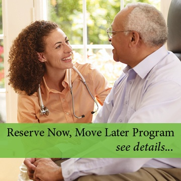 reserve now senior living lititz pa