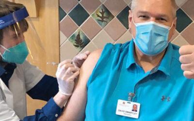 Vaccine Part 1 Arrives at MMC