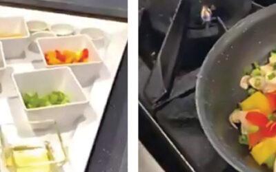 Executive Chef Derek Miller Cooking Demo: Skillet Chicken & Rice