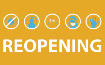 Health Care Reopening Plan – Updated