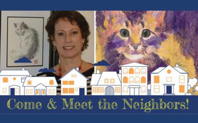 Meet MMC Resident Artist Beth Fowler!