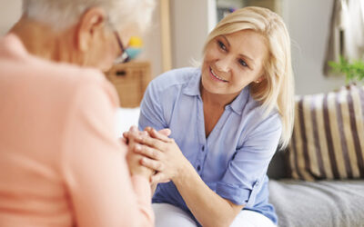 Managing Caregiver Stress from Your Neighborhood Connection