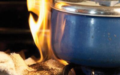 Lititz Fire Company Serves Up Kitchen Safety Tips – Fire Prevention Week