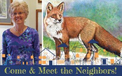 Meet MMC Resident Artist Margaret Thorn